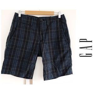 GAP Plaid Shorts 31